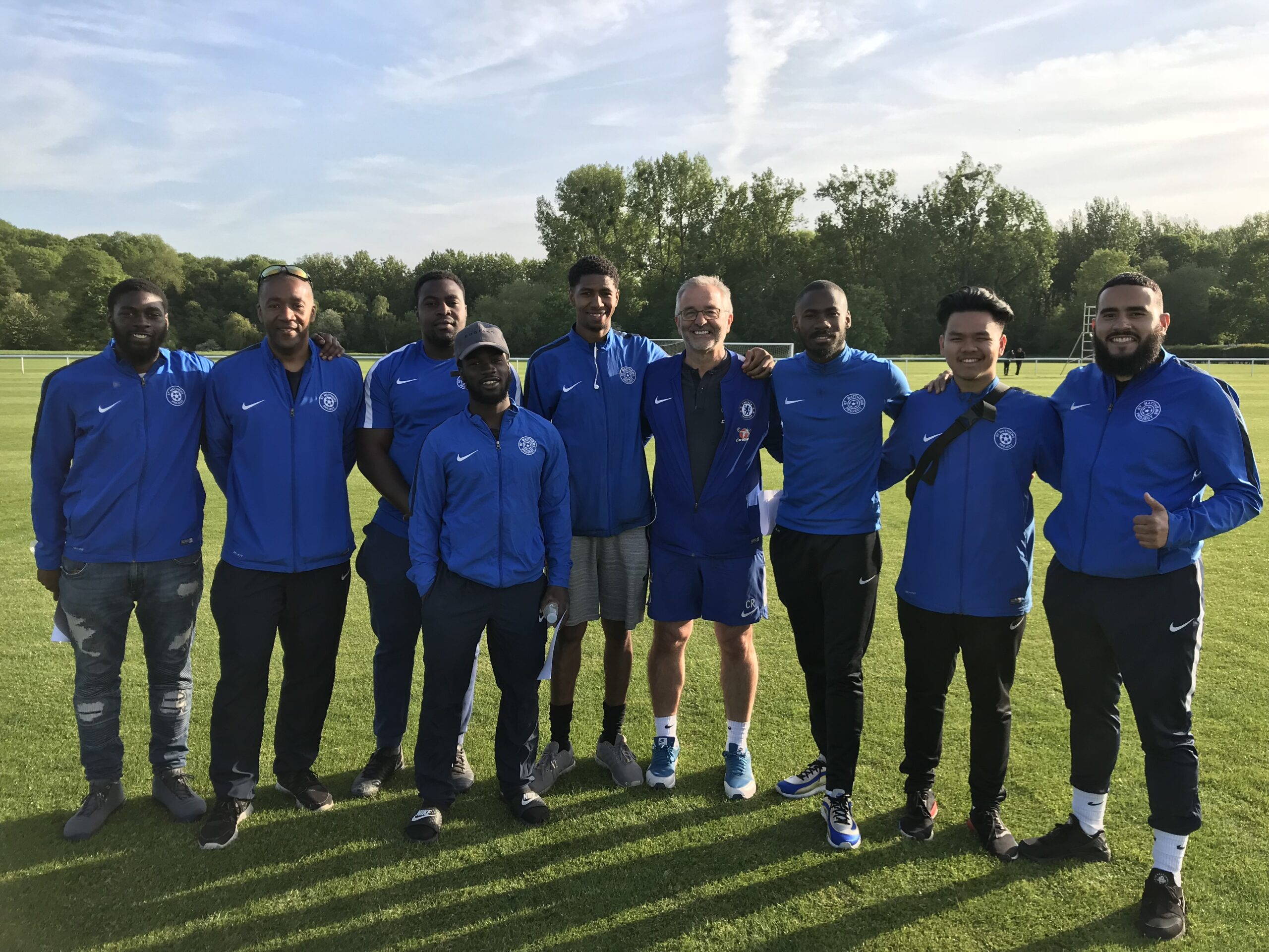 St. Matthew's Project - Sport has brought opportunities and growth to Brixton's youth for  16 years