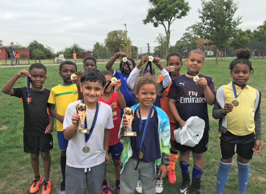 St. Matthew's Project - Sport has brought opportunities and growth to Brixton's youth
